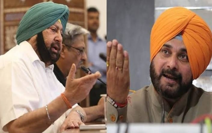 All is not well within Punjab Congress?
