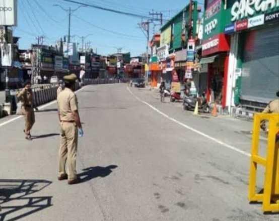 Uttarakhand Govt extended Lockdown till 13th July, Malls to reopen at 50% capacity