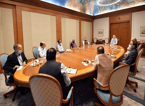 'Ensure Safe Evacuation of all Indians from Afghanistan': PM Modi Asks officials in CCS Meeting