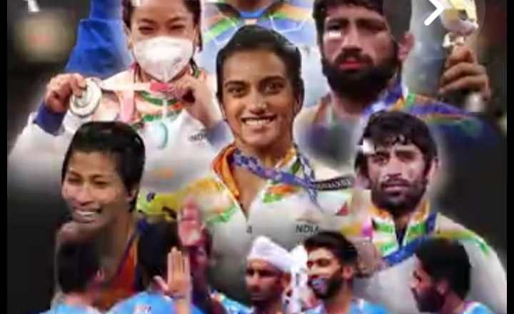 India's Olympic Medalists Receive Hero's Welcome, felicitated by government at grand ceremony