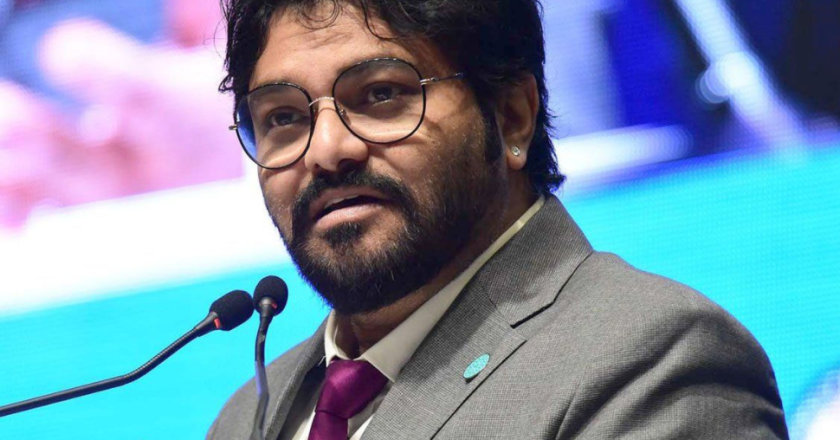 Alvida – Former Minister of State and Member of Parliament of BJP from Asansol Babul Supriyo, Quits Politics