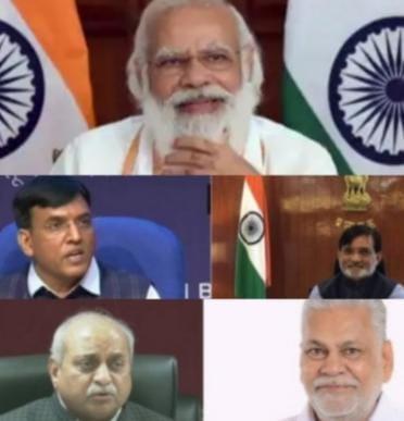 गुजरात में मुख्यमंत्री के कई दावेदार, भाजपा के सस्पेंस से कयासों का दौर जारी