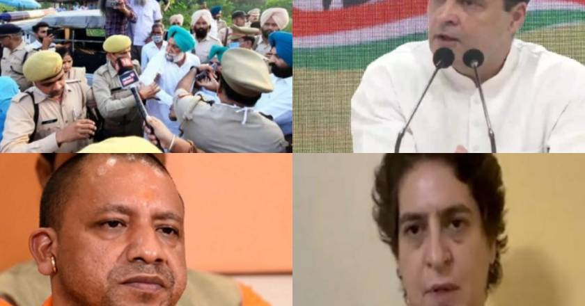लखीमपुर खीरी हिंसा मामले में कांग्रेस शांत होने के मूड में नहीं, राहुल गांधी ने संभाला मोर्चा