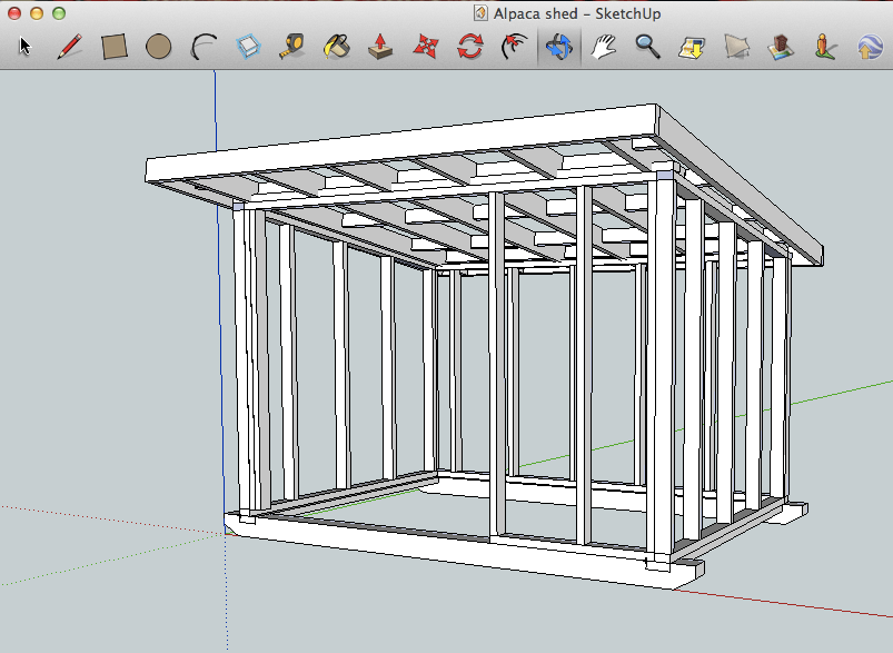 Free Sketchup Shed Plans Trammel414