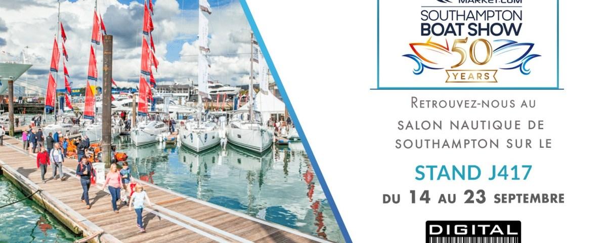Digital Yacht exposera au salon de Southampton