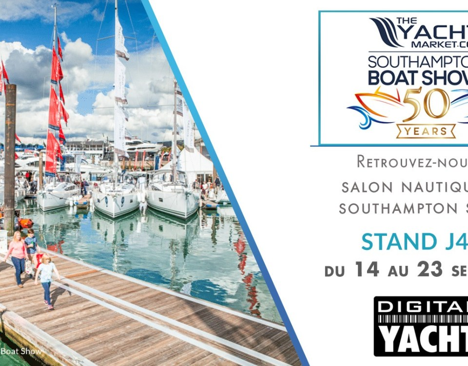 Digital Yacht exposera au salon de Southampton