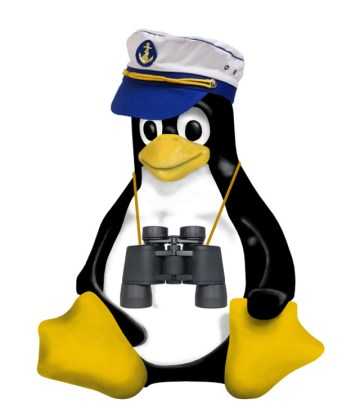 Nautical Tux