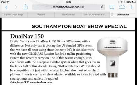 gps150 motor boat owner