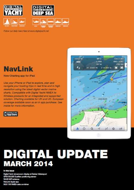 digital update front cover
