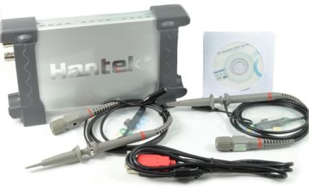 Hantek Scope 3
