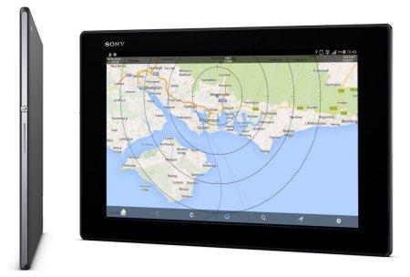 Sony Experia Z2 Tablet-lr