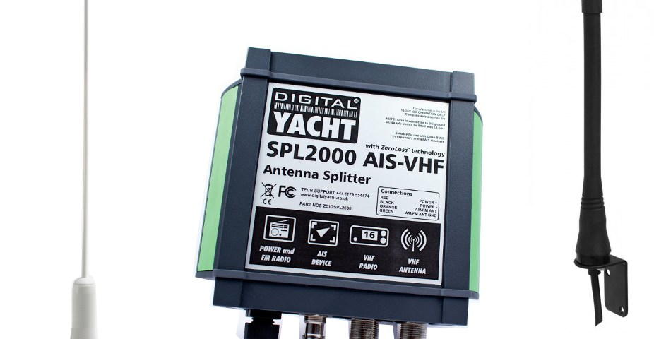 VHF Antenna Options for AIS