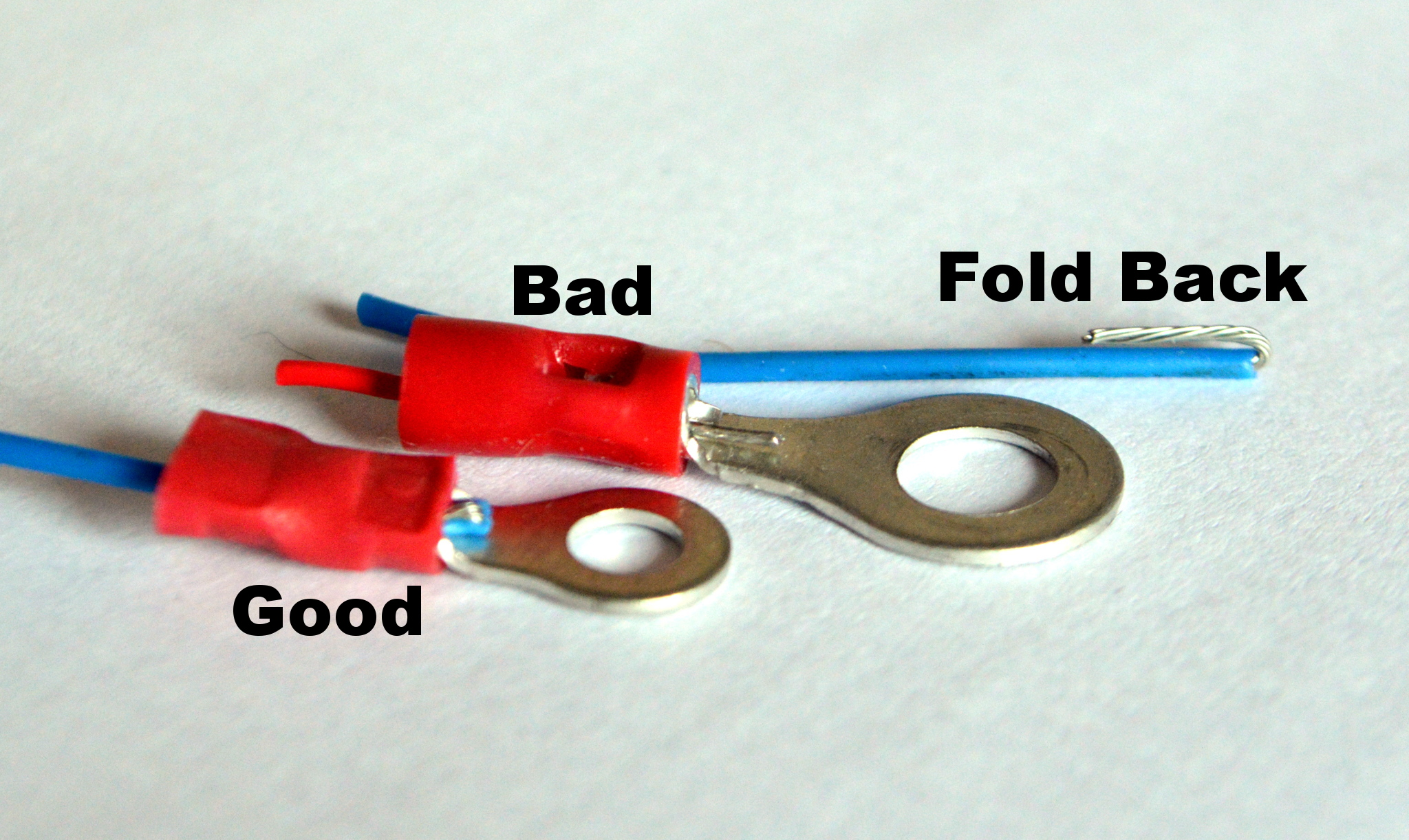 crimping small wires digital yacht news rh digitalyacht net wiring crimping tool wiring crimper and flange pins