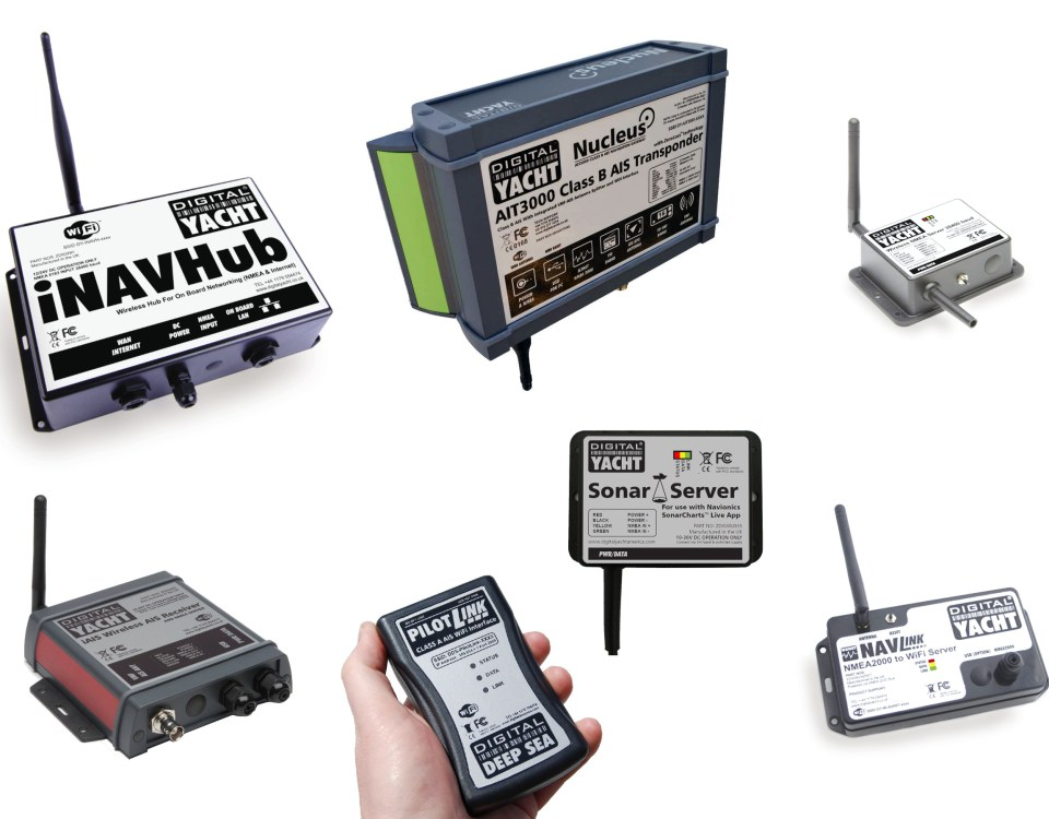 Digital Yacht's Wireless NMEA Devices