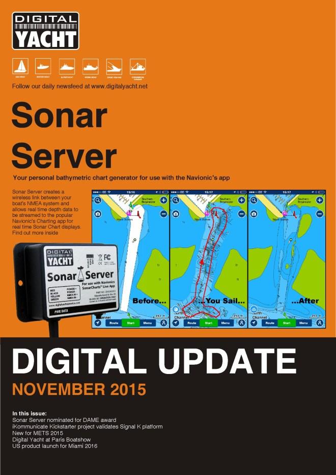 NEWSLETTER NOVEMBER 2015 front cover