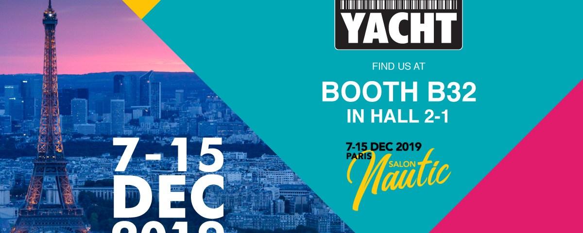 Digital Yacht at Paris Boat Show
