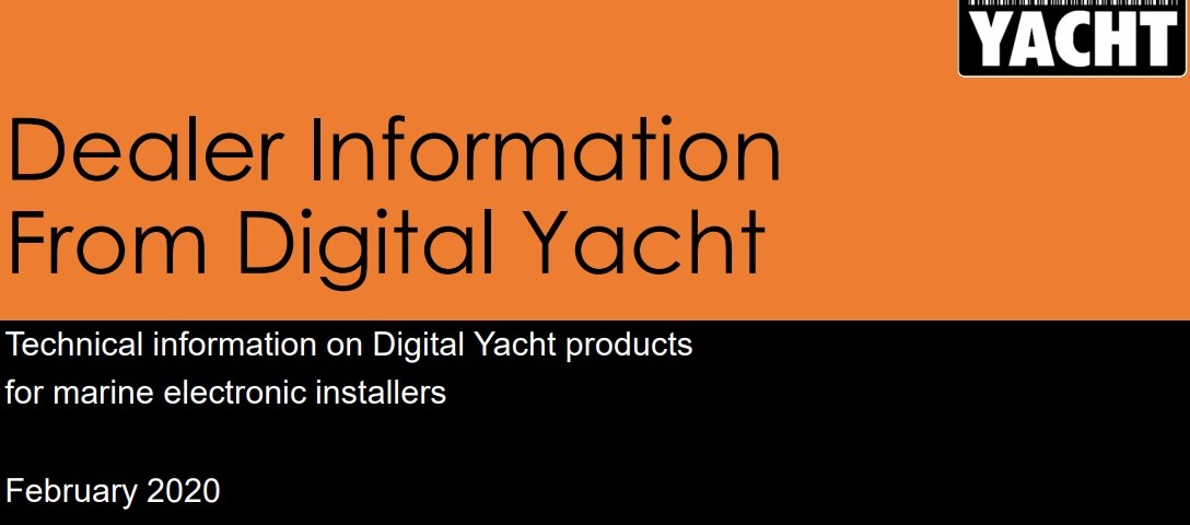 Tech Training From Digital Yacht