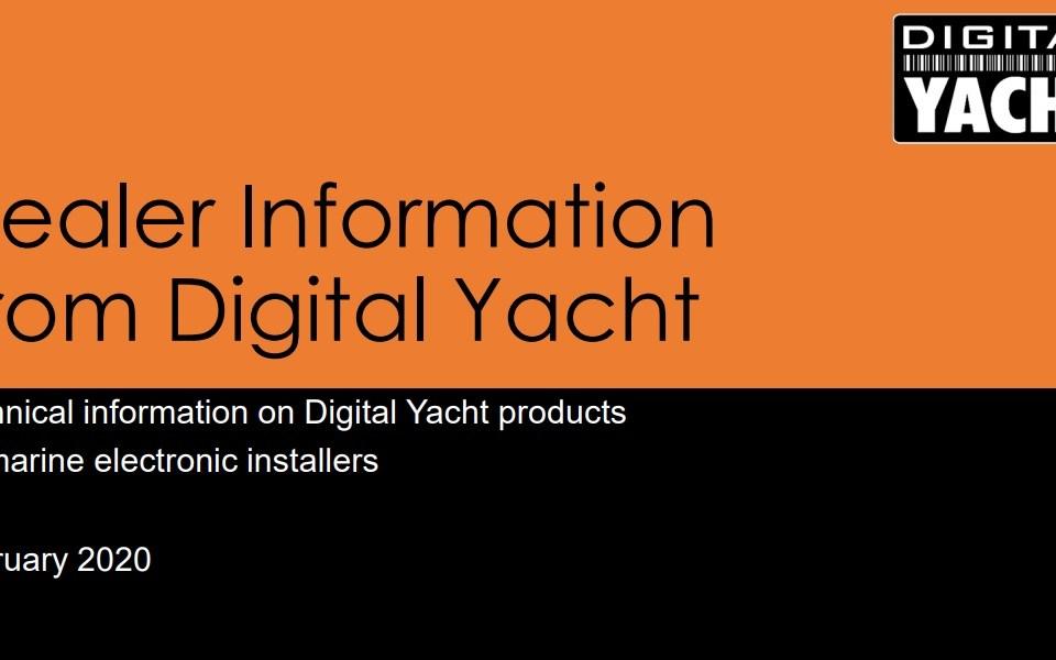 Tech Training From Digital Yacht