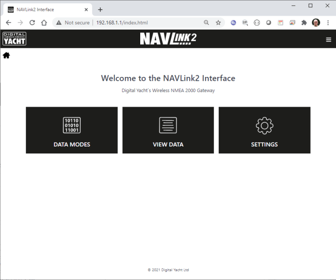 update of navlink2
