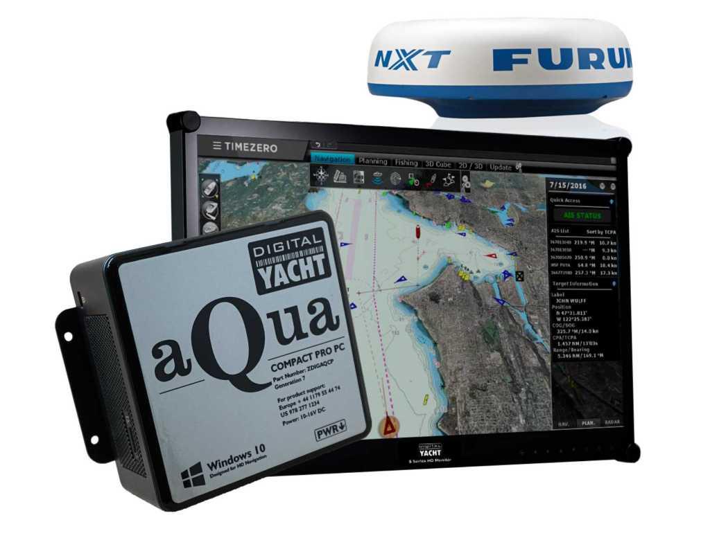 Digital Yacht & TimeZero PC Navigation Solutions