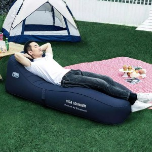 Mirror Inflatable Bed