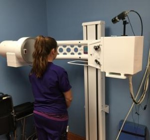 Motion X-Ray Machine