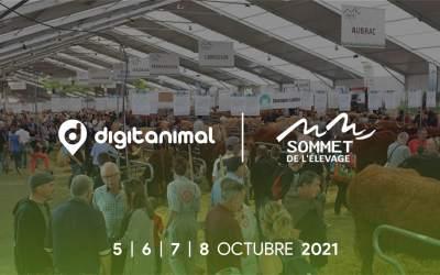 ¡Nos vemos en Sommet de l'Elevage 2021!