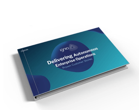 Autonomous enterprise operations E-book
