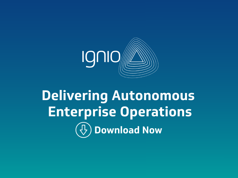 Ebook-Delivering Autonomous Enterprise Operations