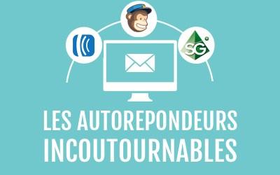 10 autorépondeurs incontournables pour votre email marketing