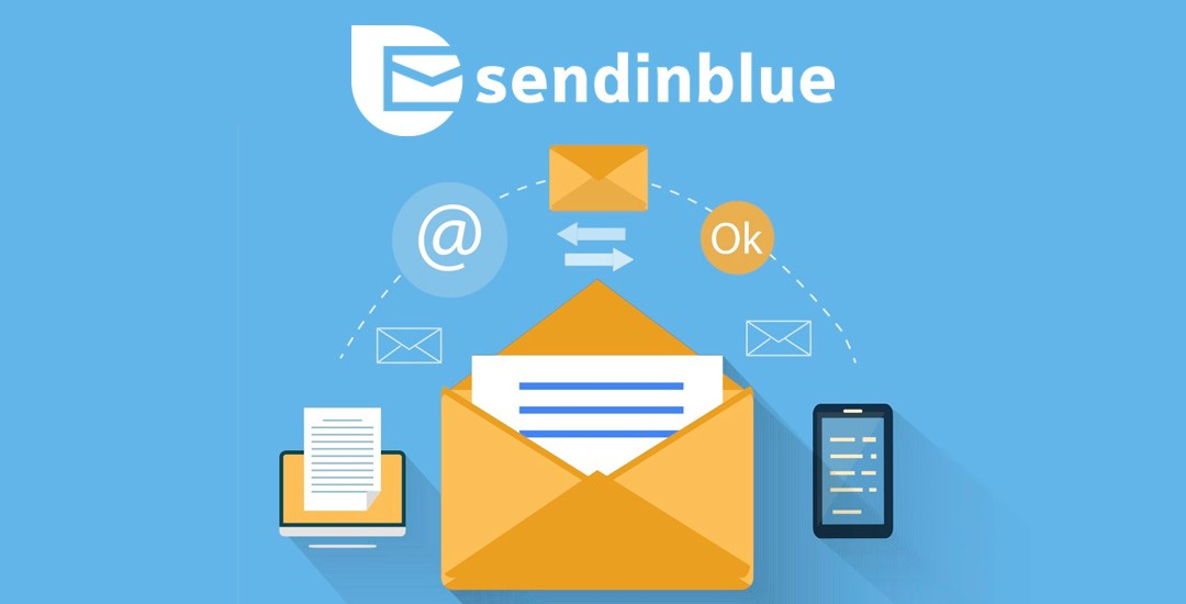 SendinBlue : Test complet de la solution d'emailing française