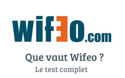 Wifeo : Test complet et avis