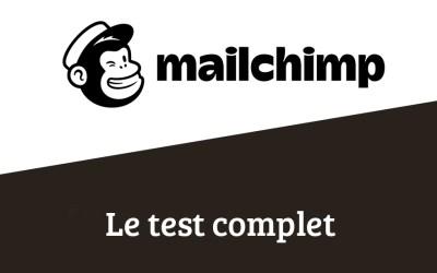 Mailchimp : Que vaut le leader de l'emailing ?