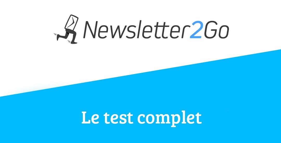 Newsletter2Go : Test complet du logiciel emailing