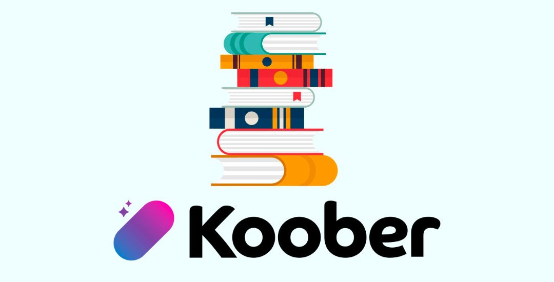 Koober : Avis sur l'application pour écouter des résumés de livres