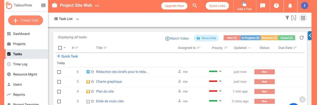 OrangeScrum - Les meilleurs outils de communication pour la gestion de projet