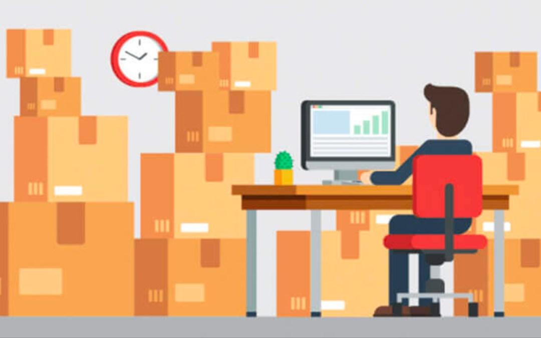 Logiciel gestion stock e-commerce