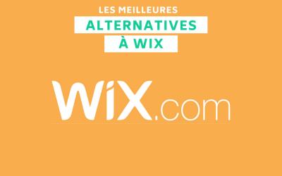 Les 8 meilleures alternatives à Wix
