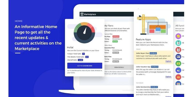 Shopify Multi-Vendor Marketplace