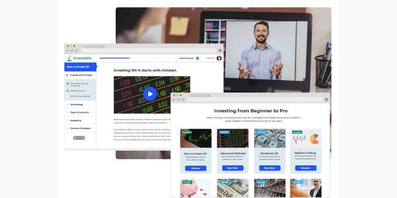 Créer un nombre illimité de cours en ligne