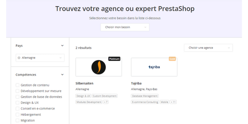 PrestaShop: Faire appel à un freelance ou une agence pour le développement