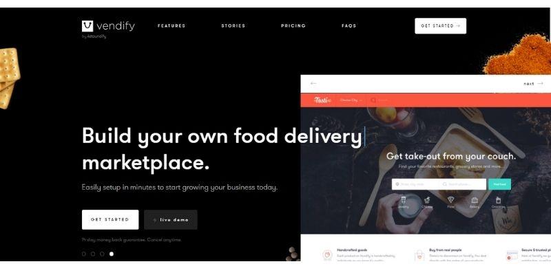Wordpress avec Vendify