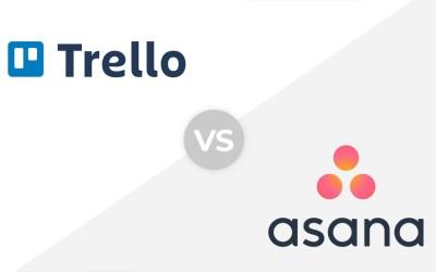 Asana Vs Trello : Quel logiciel choisir pour gérer vos projets ?