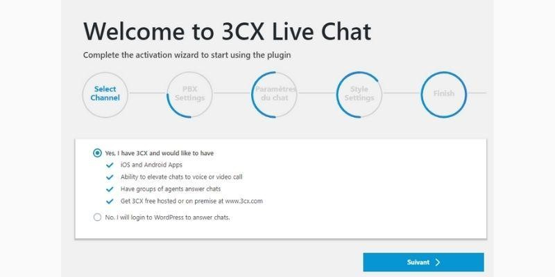 Welcome to 3CX Live Chat