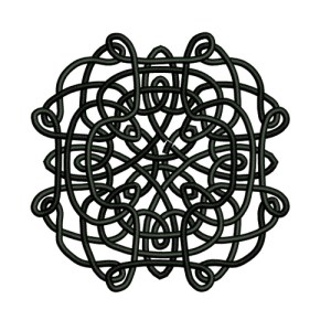 Celtic Knot 2 Embroidery Design