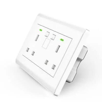 13A wall socket wireless