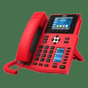 Fanvil Red X5U-R Enterprise IP Phone