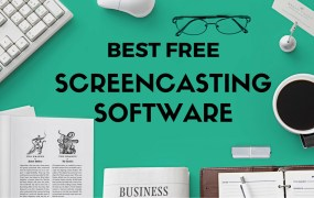 List of top best Free ScreenCasting Software for Windows and Mac
