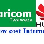 Safaricom and Huawei introduce low cost internet in kenya digitrends africa