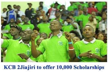 Image Kcb 2jiajiri to offer 10000 scholarships digitrends africa